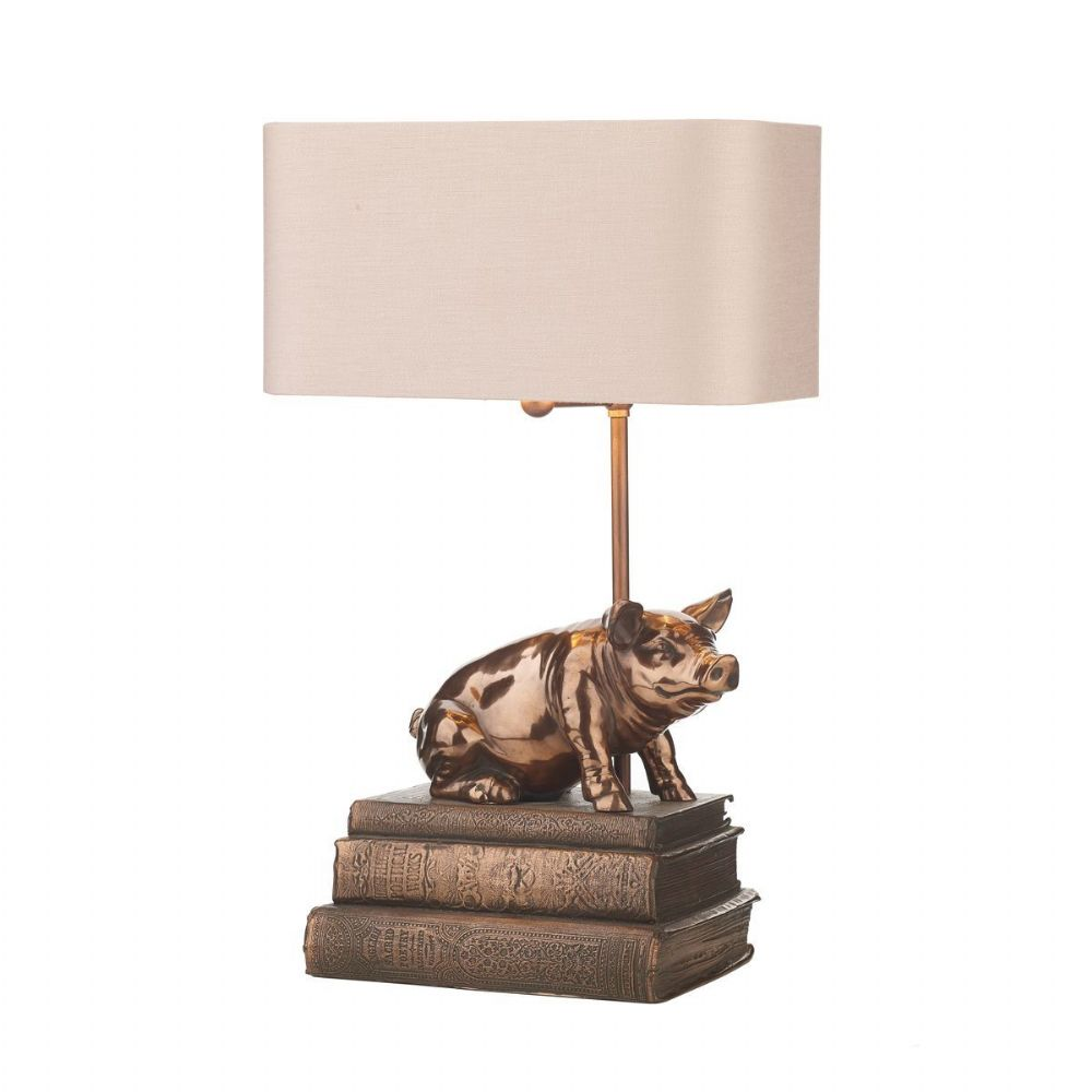 Horace Table Lamp Copper Base Only HOR4264 (7-10 day Delivery)